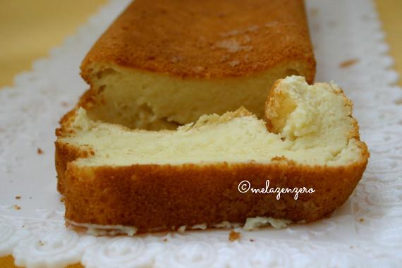 Torta di formaggio spalmabile
