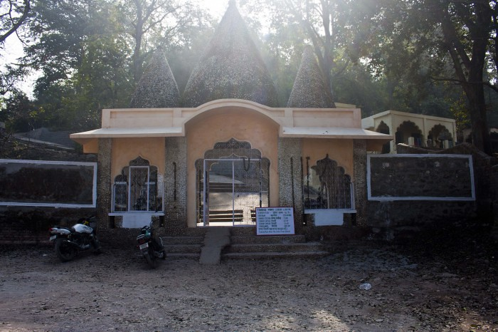 Main Entrance of Rajaji National Park, Rishikesh, India