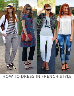 Not Dressed As Lamb | How to Dress in French Style