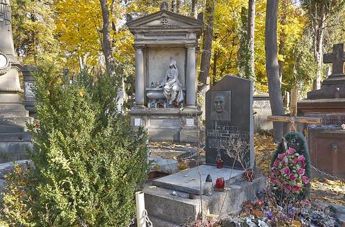 【写真】2015 東欧周遊 : リチャキフ墓地/2015-10-28/PICT4587