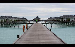Water Bunglow Sun Island Resort Maldives