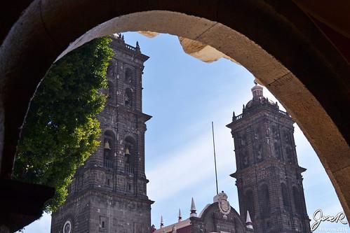 La Catedral Poblana