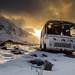 Last bus to Lofoten by JamesPyle