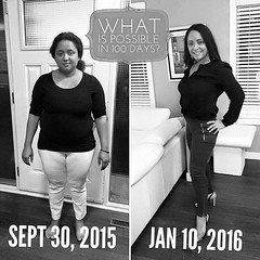 A BIG shout out to this momma of FOUR!!!! Xinia started #IsaGenix in Sept 2015 & look at this transformation in just 100 days!!! Yes, the inches & lbs lost are incredible, but the real transformation is inside.. Xinia's confidence & spirit is back stronge