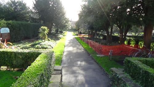 Waterlow Park, Highgate Dec 15 (1)