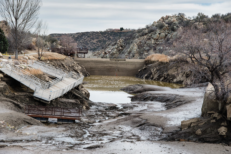 Fain Lake Fishing Pier and Dam