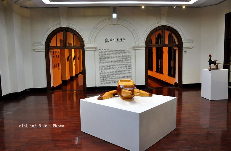 台中市役所古蹟古典玫瑰園28