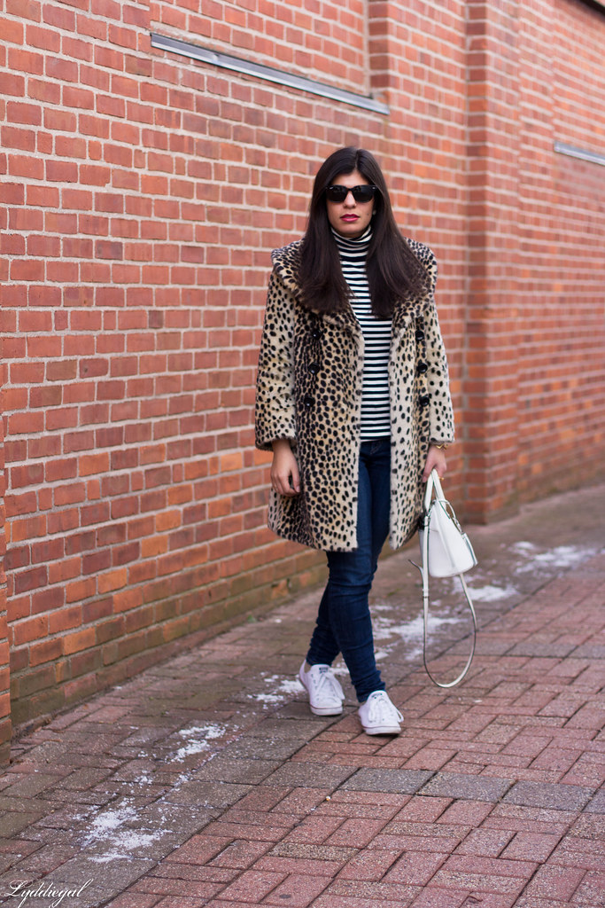 leopard fur coat, striped turtleneck, converse.jpg