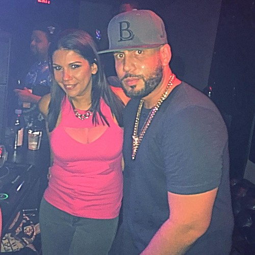 Good times rockin the set w/ @djdrama #privilegemondays @studio23miami @miamicj @hitstape :fire::fire::fire: