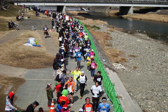 2016/02 京都マラソン2016 #14
