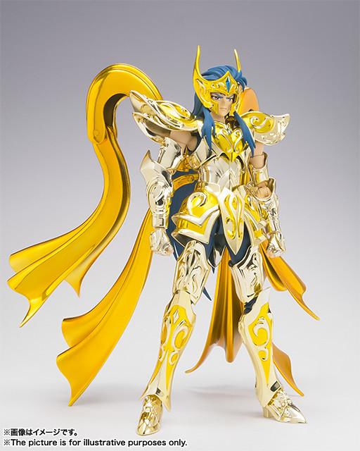 聖鬪士聖衣神話EX 黃金聖鬪士水瓶座卡妙(神聖衣)