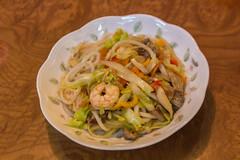 Homemade Yakisoba