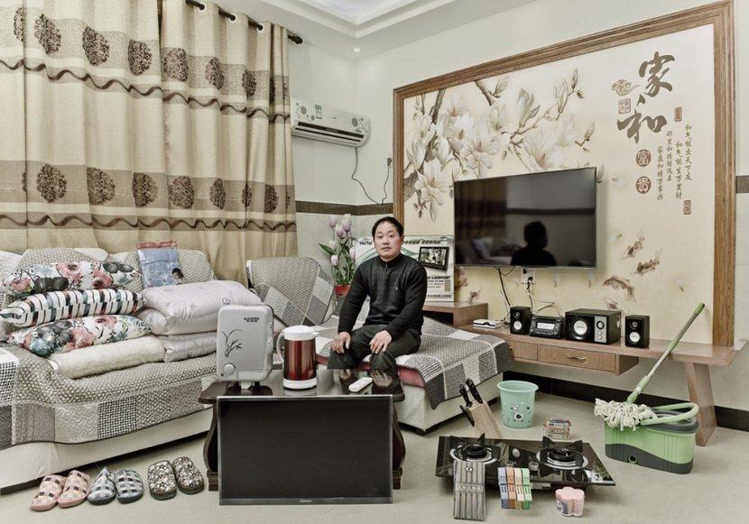 網購家當︰中國偏遠居民在淘寶買的所有物3