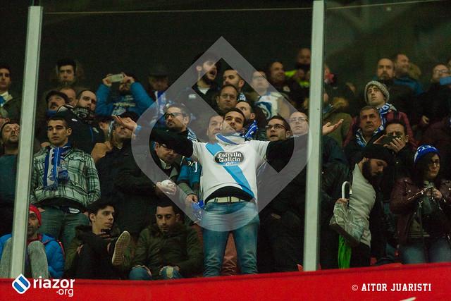Liga BBVA: Jornada 27ª. Athletic de Bilbao 4 - R.C.Deportivo 1