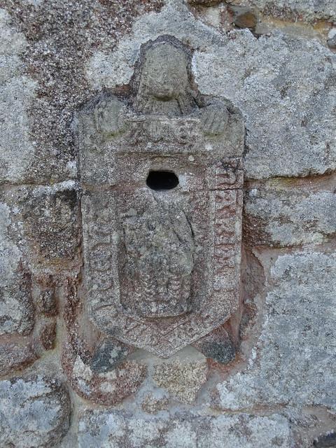 Limosnero de la capilla de A Espenuca en Coirós