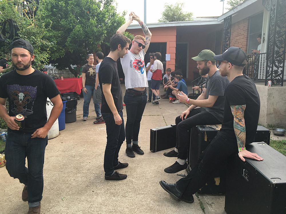 SXSW Tour Diary: Greys