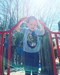 Happy boy at the #park! #webbbridgepark #alpharetta #awesomealpharetta #sunny #sunnyday #sunshine #sunflare #smile #happy #happiness #kids #kidstagram #kidsofinstagram #northgeorgia #boymom #momofboys #momlife #igersgeorgia #igersatlanta #igersatl #igersg
