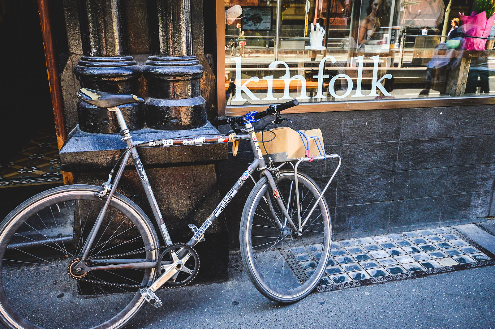 Kinfolk Cafe, Melbourne