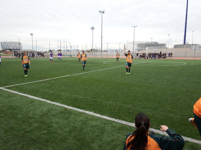 Finales CADU Fútbol 2015/2016