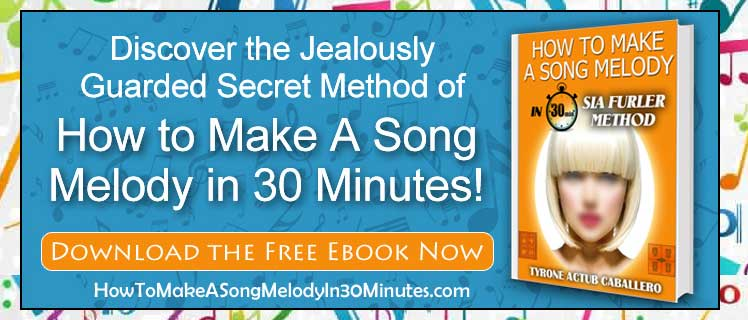How To Make A Good Song