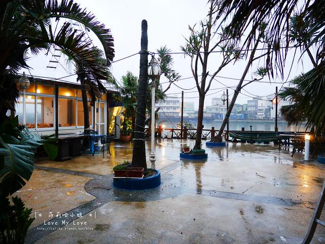 新竹南寮漁港海鮮餐廳地中海景觀餐廳 (20)