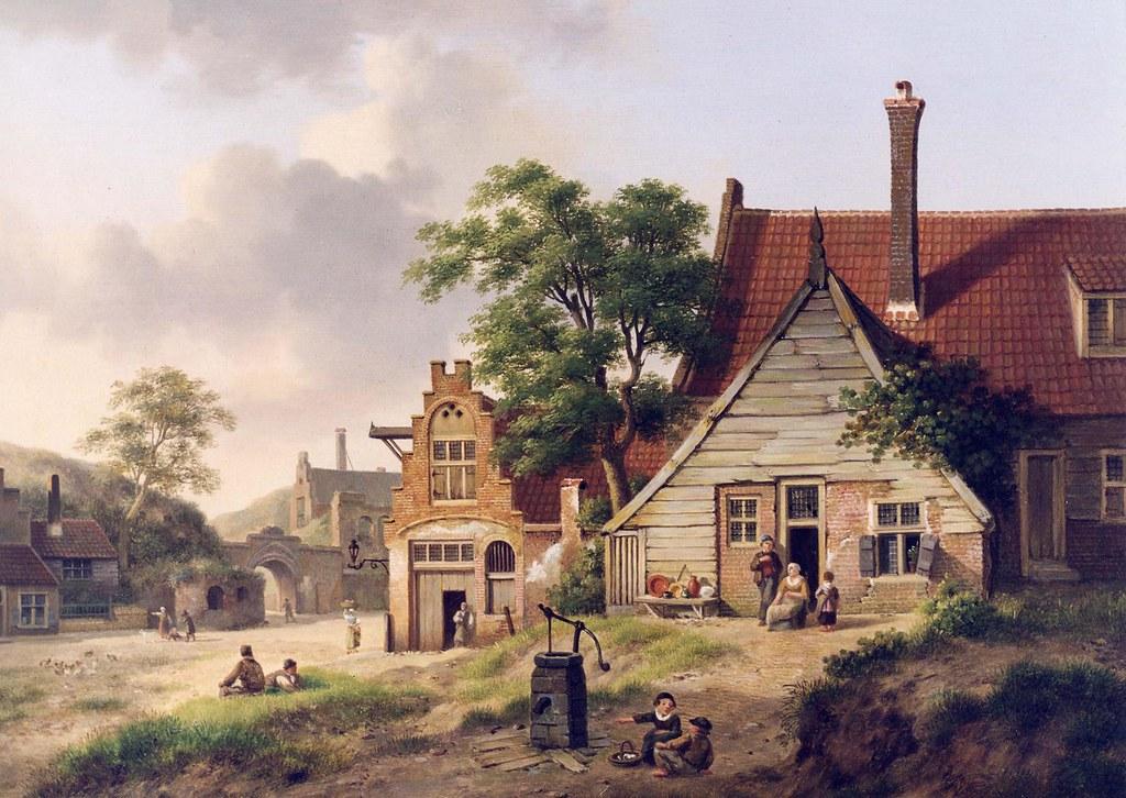 19世纪画家作品选05