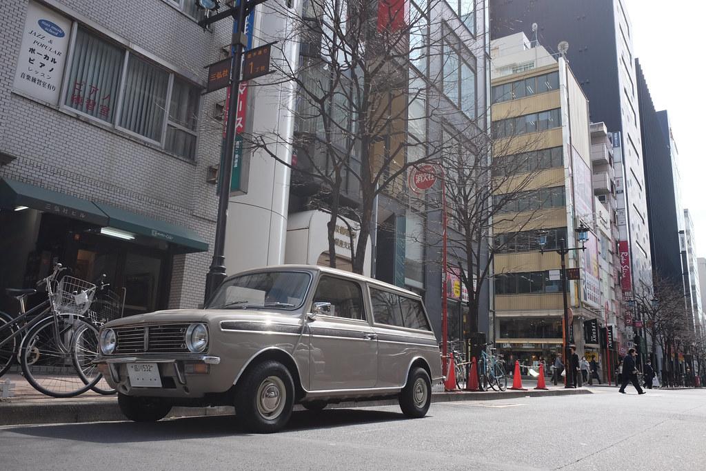 Mini Clubman Estate 2016/03/18 X7007774
