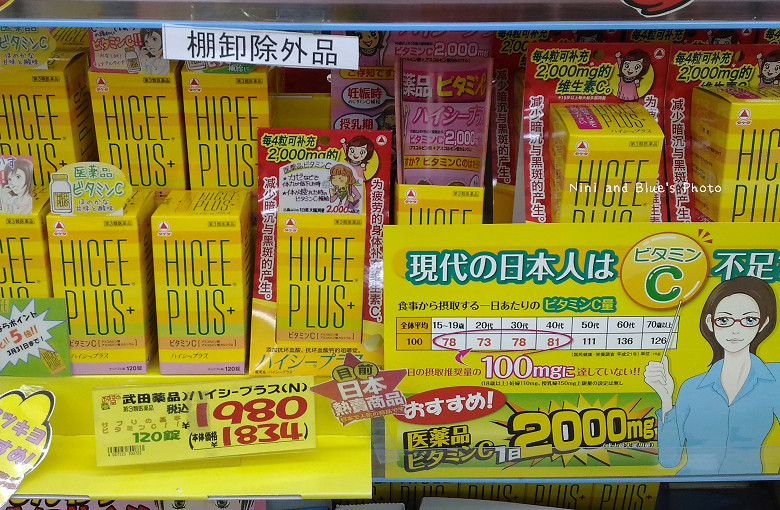 日本九州鹿兒島松本清藥妝價格27