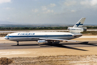 Finnair McDonnell Douglas DC-10-30 OH-LHA