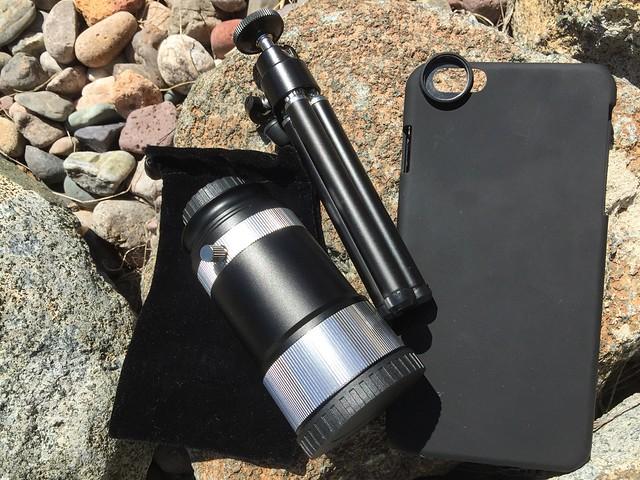 SLR-Grade 14x Telephoto Lens