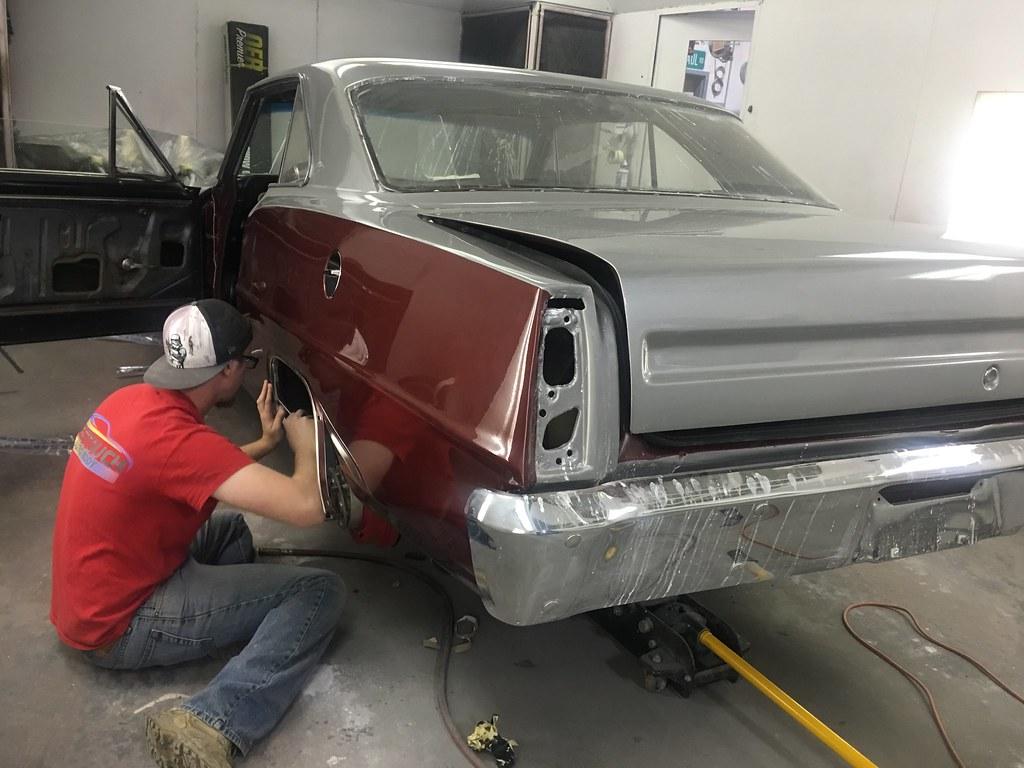 1966 Chevy Nova SS - Clean Cut Creations