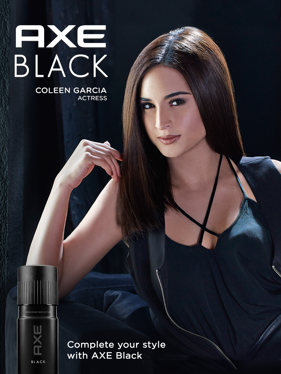 New Axe Girl Coleen