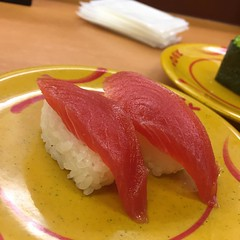 MOHIKAN FAMILY'S | オフィシャルブログ | 明日のワイルドローバーの予行練習で寿司!