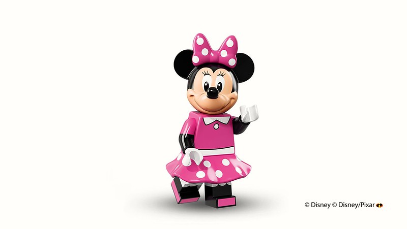 LEGO Disney Collectible Minifigures (71012) - Minnie Mouse