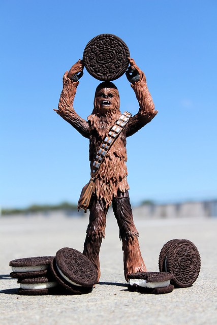 Wookiee King of Cookies