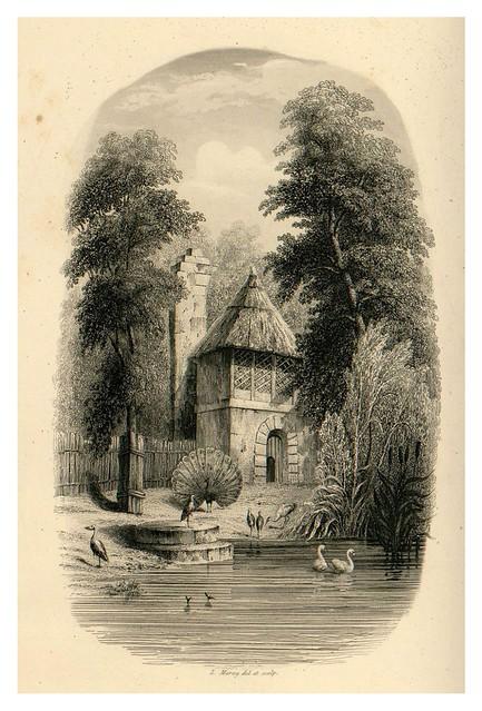 017- Cabaña de las garzas-Le Jardin des Plantes-1842-P. Bernad y otros- Universitè de Strasbourg