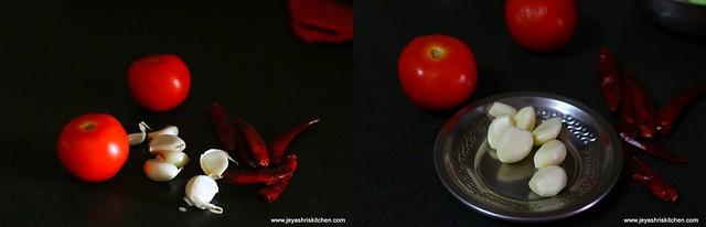 kara poondu chutney