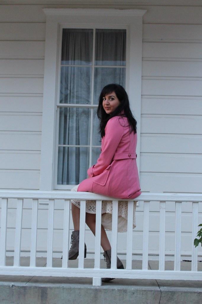 Pink Coat 5