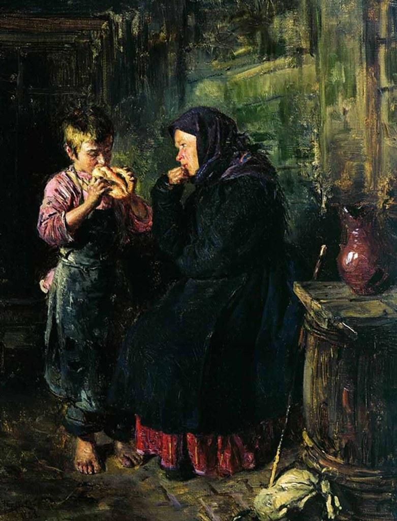 19世纪画家作品选10