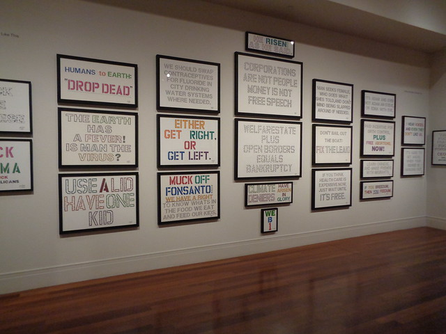 Jim Roche : Cultural Mechanic Exhibit at the Ogden