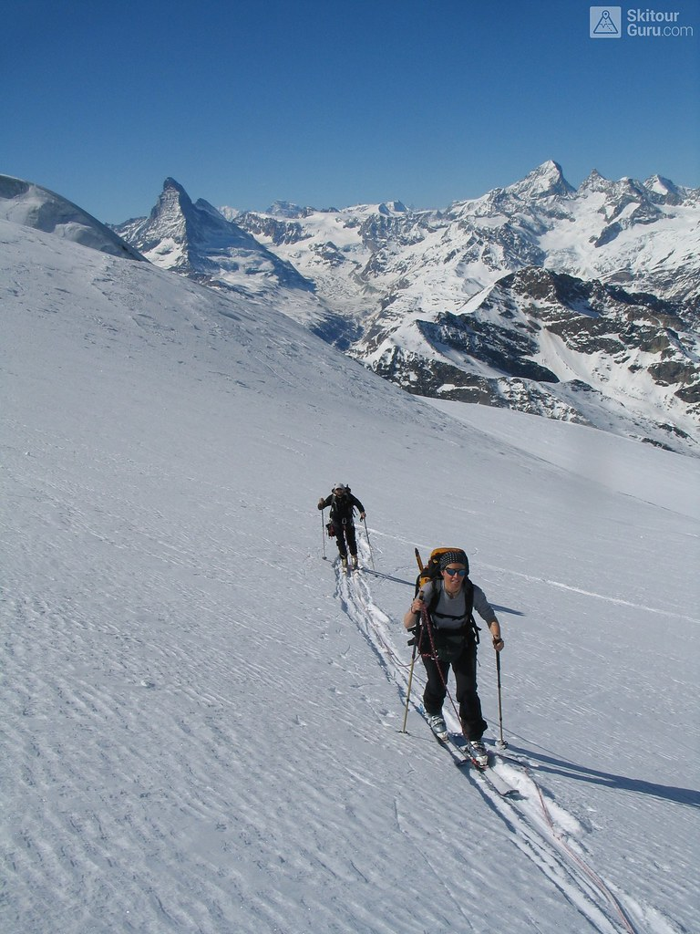 Rimpfischhorn Walliser Alpen / Alpes valaisannes Switzerland photo 12