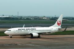 JA305J Japan Airlines Boeing 737-800