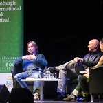 Irvine Welsh & Robert Carlyle | © Alan McCredie