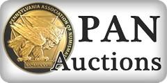 PAN AUCTION CLOSES MAY 6, 2016