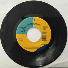 THE B-52'S:LOVE SHACK(RECORD SIDE-B)