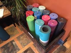 Haslett Hot Yoga Ribbon Cutting 4/29/16