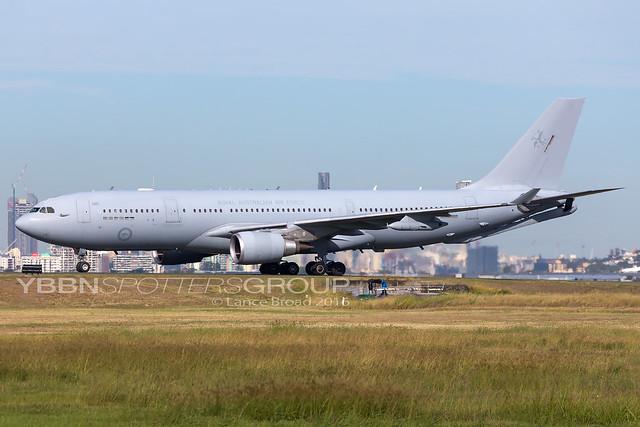 Royal Australian Air Force KC-30MRTT | A39-002 | BNE