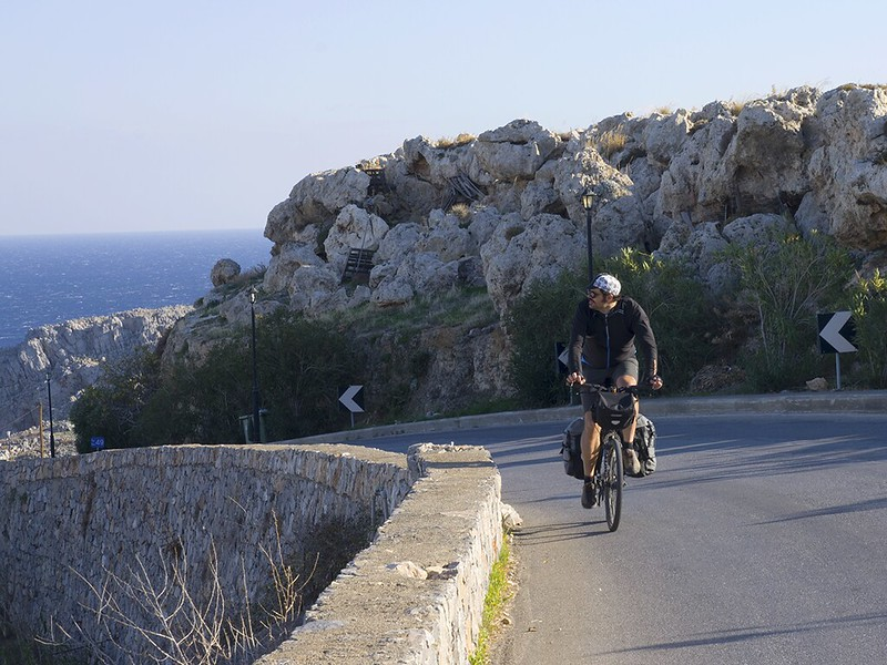 12 Lindos Rhodes Cycling