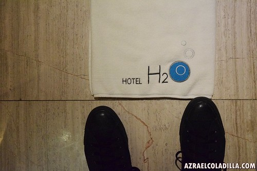 Hotel H2O launches rewards card and sharecation program this 2016