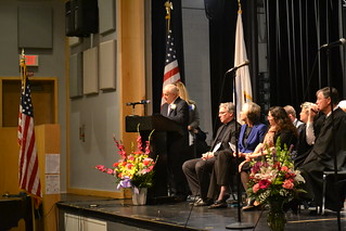 2016 Inauguration of Waltham City Government
